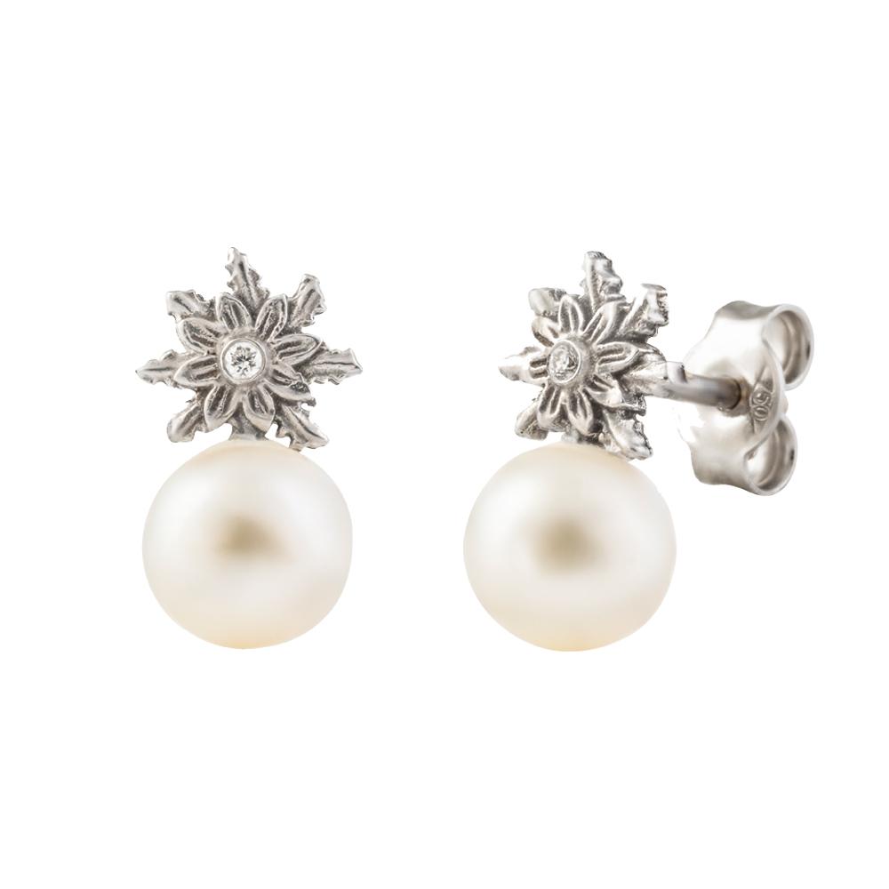 6a1c9f68fabb Pendientes perla 2EBR0013. Inicio · Pendientes de Novia  Pendientes perla  2EBR0013