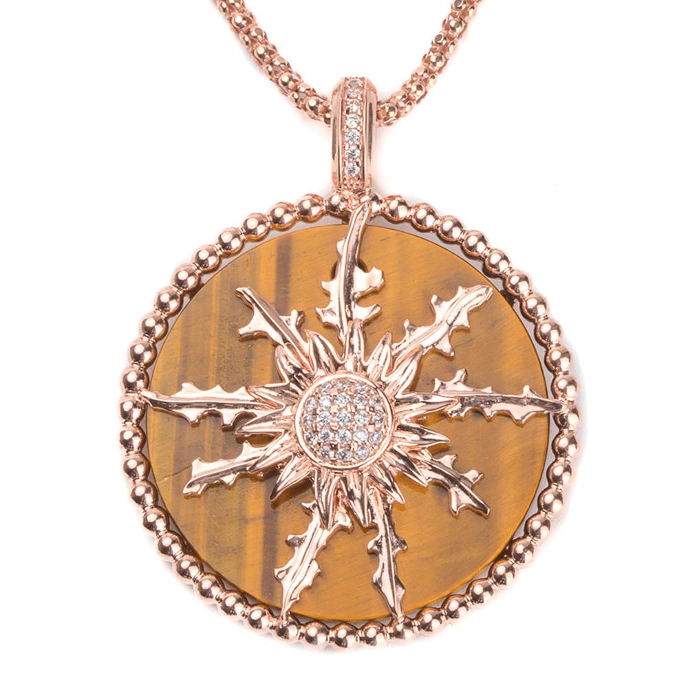 b965d63bd802 Joyas de diseño inspiradas en la flor de la mitología vasca ...